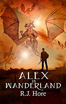 Alex In Wanderland by [Hore, R. J]