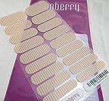 Jamberry Bondi Beach 0316 25F1 Nail Wrap (Full Sheet)