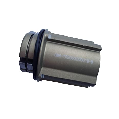 Genuine Shimano 1.85mm Spacer Use With 10s Cassettes on 11s Free Hub Black