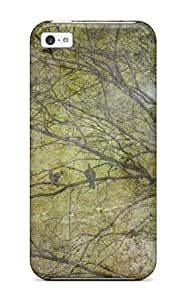 Special Design Back Retro Phone Case Cover For Iphone 5c