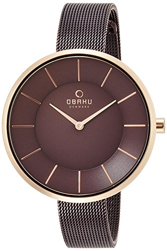 OBAKU watch two stitches V185LXVNMN Ladies