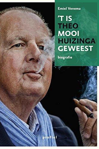 T is mooi geweest: Theo Huizinga biografie: Amazon.es: Venema ...