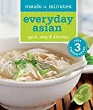 Meals in Minutes: Everyday Asian, Farina Wong Kingsley, 1616283866