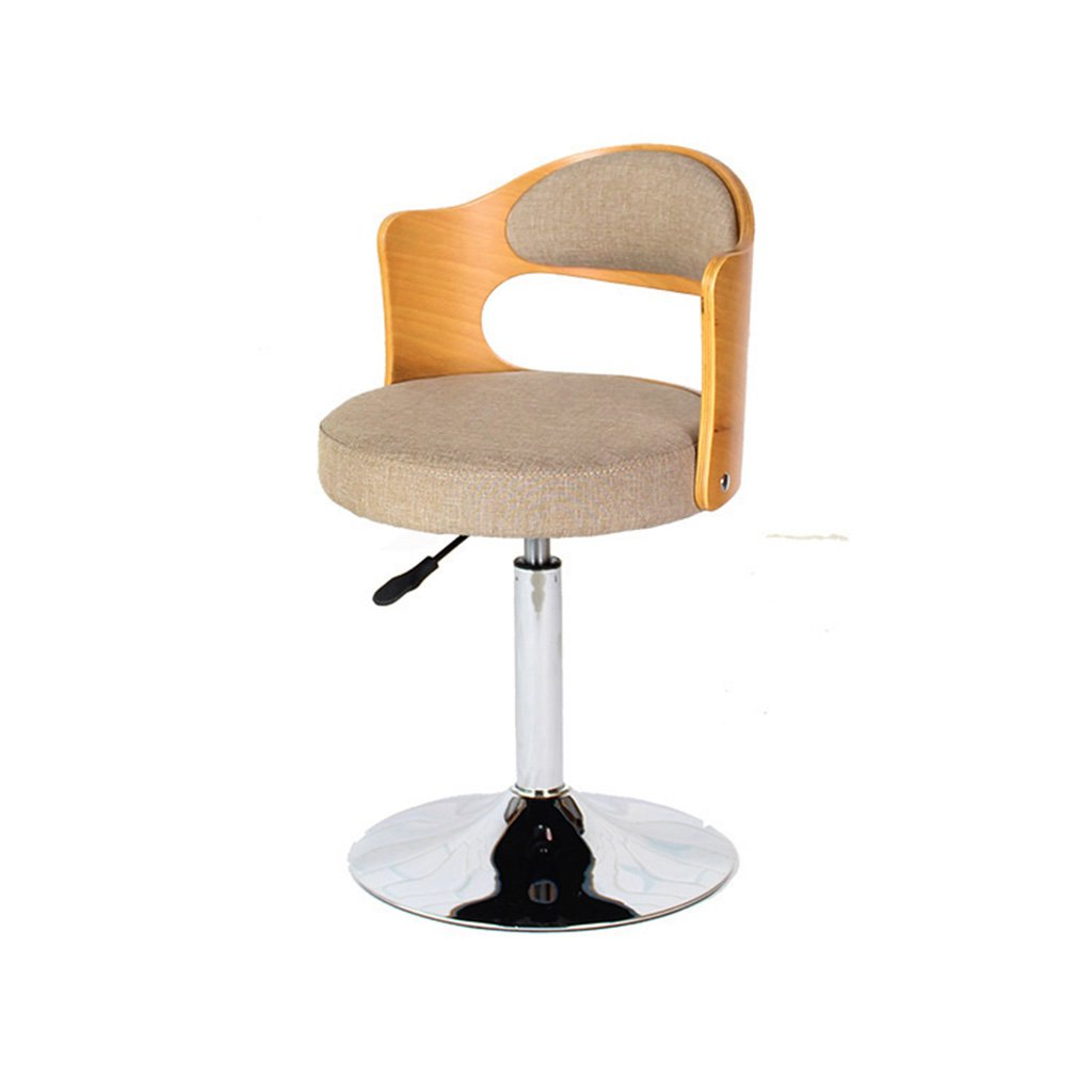 Bar Chairs Reasonable Stainless Steel Bar Stool High Stools Home Modern Bar Chair Lift Bar Stool Leather Swivel Chair Cashier Chair Refreshment