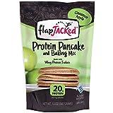 FlapJacked Cinnamon Apple Protein Pancake Mix 12oz