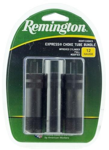 Remington Rem Choke 12 GA  Extended Bundle (Improved Cylinder, Modified,  Full) Steel or Lead