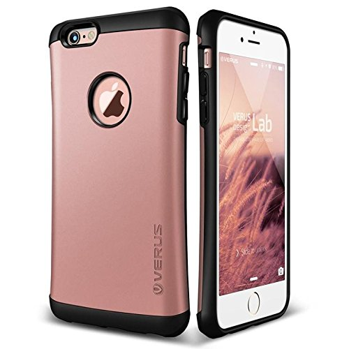 iPhone 6S Plus Case, Verus [Thor][Rose Gold] - [Military Grade Protection][Natural Grip] For Apple iPhone 6 6S Plus 5.5