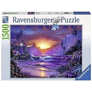 Ravensburger Italy Alba Sullisola Puzzle Da 1500 Pezzi Multicolore 16359