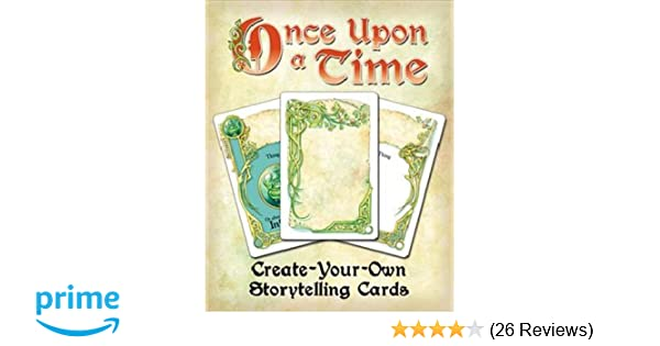 Create-Your-Own Storytelling Cards (Once Upon A Time)