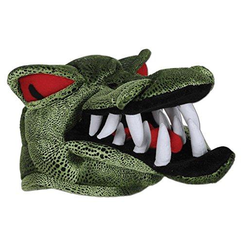 Australian Themed Costumes (Beistle 60629 Plush Crocodile)