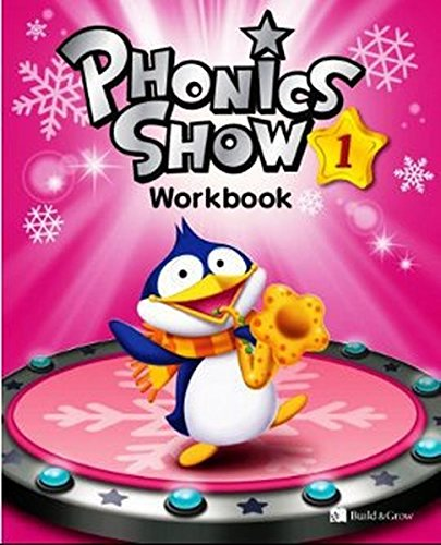 Phonics Show 1 - Alphabet Sounds: Workbook with Answer Keys