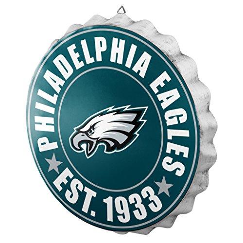 Philadelphia Eagles 2016 Bottle Cap Wall Sign