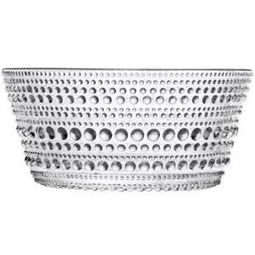 Iittala Kastehelmi Bowl, Clear by Iittala