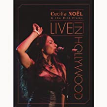 """Cecilia Noel & the Wild Clams """"Live in Hollywood"""""""