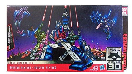 Hasbro Transformers Platinum Edition Autobot Heroes Figure Set (Ultra Magnus, Autobot Springer, Arcee, Blurr, and Sergeant