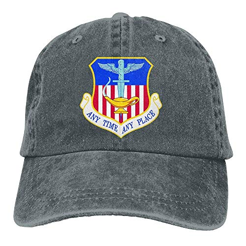1st Special Operations Wing Pope Field Denim Dad Cap Baseball Hat Adjustable Sun Cap