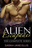 img - for Alien Escapades: The Complete Series book / textbook / text book