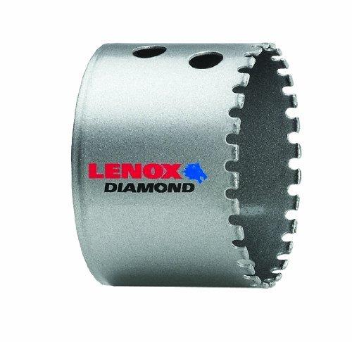 Lenox Tools 1212040DGHS 40 Diamond Grit Hole Saw, 2-1/2-Inch or 63.5mm by Lenox Tools [並行輸入品] B0184Y271S