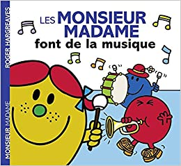 Les Monsieur Madame Font De La Musique Amazon Fr Roger