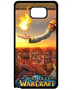 Hot 2699389ZA163700110NOTE5 Lovers Gifts Hot Style Protective Case Cover For Samsung Galaxy Note 5(World of Warcraft Girl)