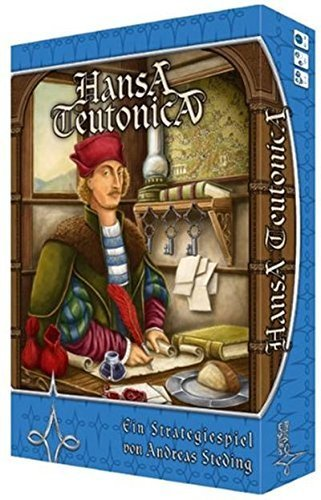 Hansa Teutonica Board Game by Passport Game Studios