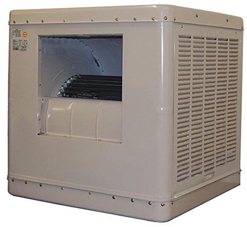 - Essick Air - 2YAE5-2HTK5 - Ducted Evaporative Cooler, 3000 cfm, 1/3HP