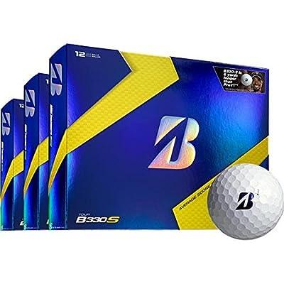 Bridgestone Tour B330-S B Mark Golf Balls - 3dz pack