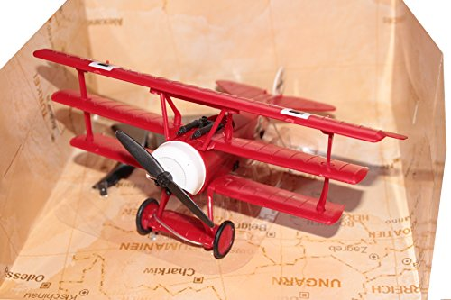 Red Baron Triplane (WWI Classic plain model Fokker Dr.1