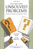 Old and New Unsolved Problems in Plane Geometry and Number Theory, Victor Klee and Stan Wagon, 0883853159