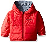 Columbia Baby Double Flake Set, Mountain Red, 12-18 Months