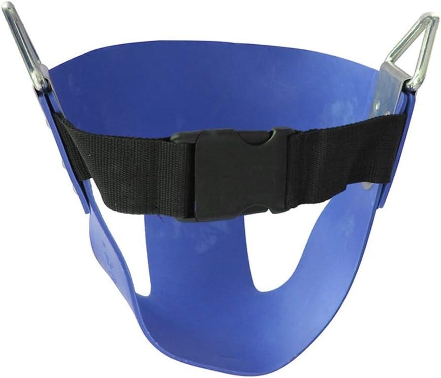 Swing Indoor Children's Swing Chair Baby Outdoor Swing Seat Safety Belt Adjustable Height (Rope Length 2m)