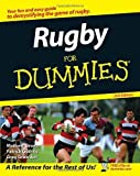 img - for Rugby For Dummies by Brown, Mathew, Guthrie, Patrick, Growden, Greg (September 11, 2007) Paperback book / textbook / text book
