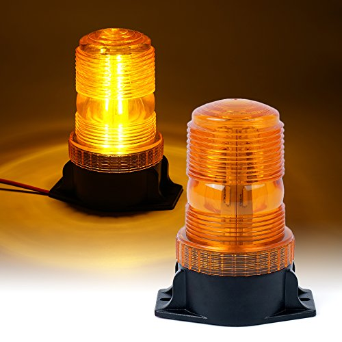 Revolving Flashing Led Lights - 4