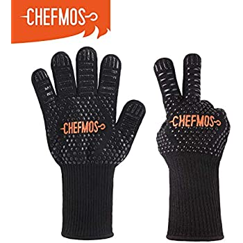Amazon Com Bluefire Pro Heat Resistant Gloves Oven