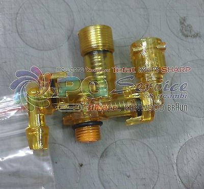 Ariete V/álvula de bomba amarilla de retorno de agua para Konsuelo Retro Charme Moka