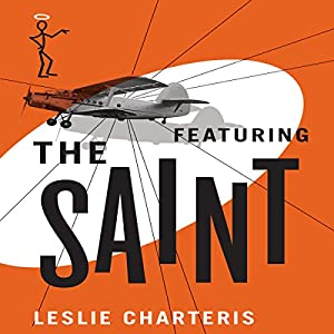 Featuring the Saint Audiobook