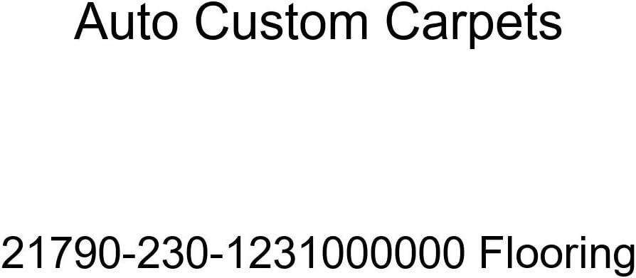 Auto Custom Carpets 21790-230-1231000000 Flooring