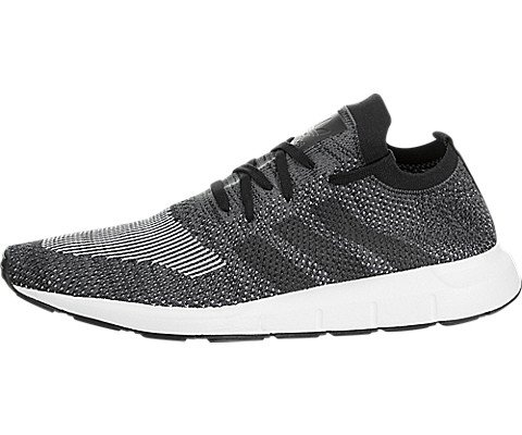 size 40 7d3b5 e0e8f Galleon - Adidas Men s Swift Run Primeknit Originals Core Black Running Shoe  9 Men US