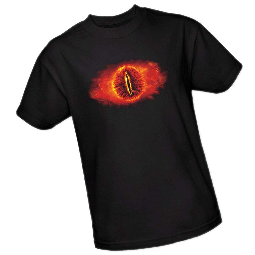 Scrub Green Eye Of Sauron Tees Printed Shirts Short Sleeve T Shirt 2151