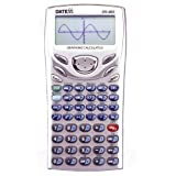 Datexx DS-883 889-Function Graphing Scientific Calculator