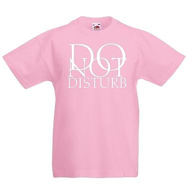 Amazoncom Lepnime Kids T Shirt Do Not Disturb Funny Quotes Gift