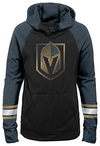 Outerstuff NHL Youth Girls Female Forward Funnel Neck Hoodie – Sports Center Store