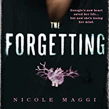 The Forgetting Audiobook by Nicole Maggi Narrated by Suzy Jackson