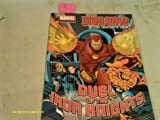 Iron Man and the Fantastic Four Duel of the Iron Knights (Marvel Super Heroes Collector Club)