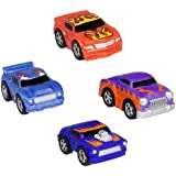 Nano Speed Cars Large Pack (Colours and Styles Vary)
