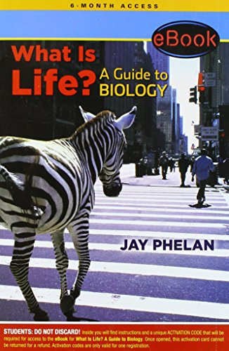 What Is Life? A Guide to Biology: With Prep U Non-Majors 6 Month Access Card