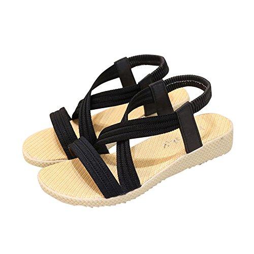 Zapatos marrones formales Familizo para mujer uNhaQv