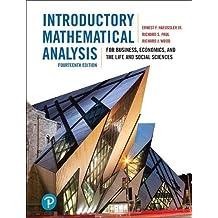 Haeussler: Introductory Mathemat_c14 (14th Edition)