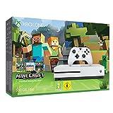 Xbox One S Minecraft Console Bundle 500GB