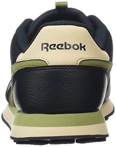 Reebok Cljogger Wld, Zapatillas, Hombre Negro (Black 001Black 001)